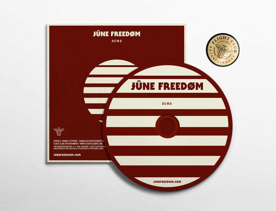 Cure for the Common / June Freedom